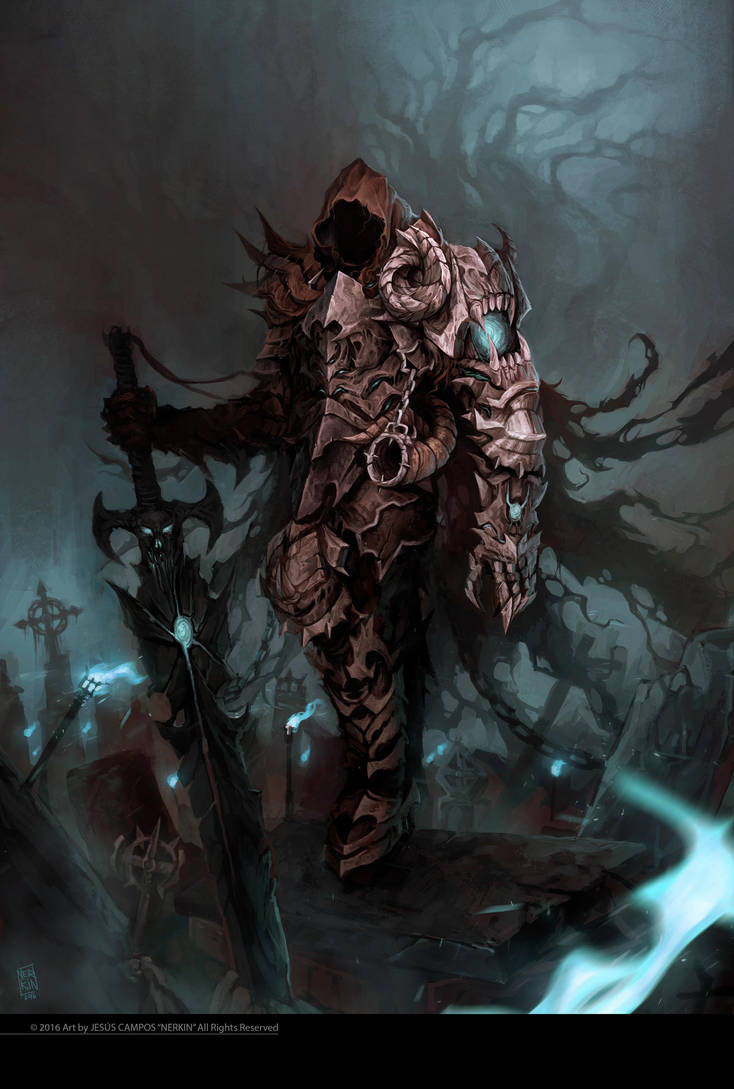 Death Knight revision by Nerkin