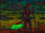 The Redman! by HeeroDemonFox20
