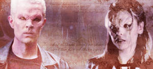 Spike-Buffy: Fearful Symmetry by Xutes