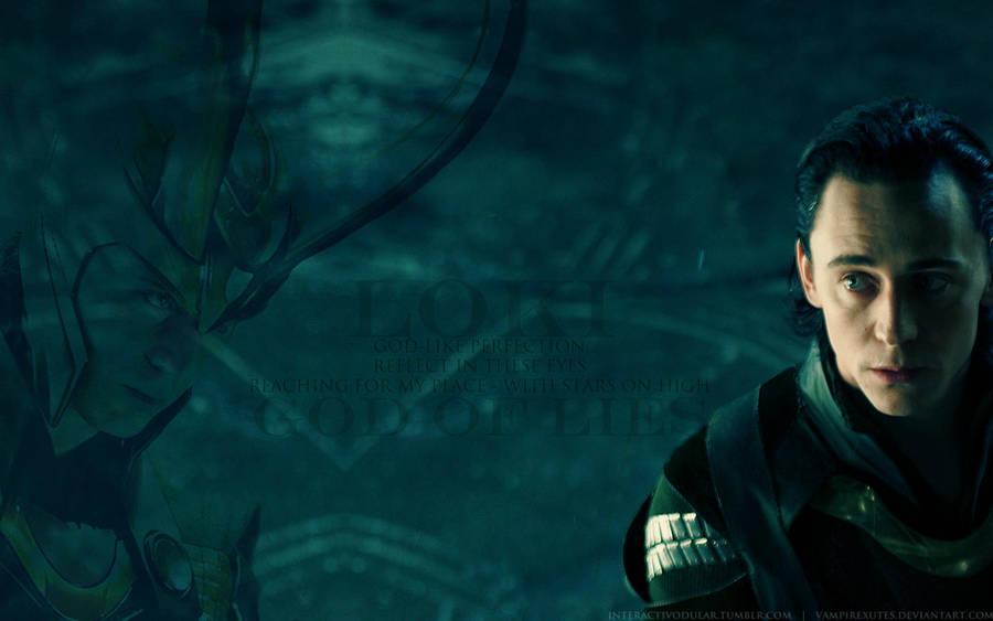 Loki Wallpaper by Xutes