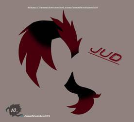 Jud Head Sketch Logo by Ameblaziken004