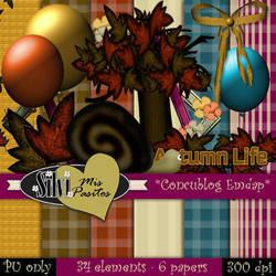 Concublog Emdap Autumn Theme by SiLviss