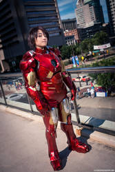 Iron Lady by rosieru-chan