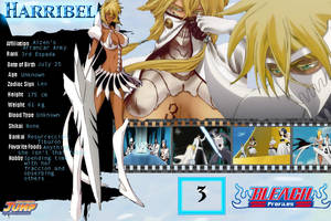 Harribel Profile by Revy11