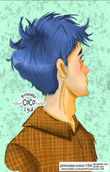 Blue haired dude by Princess-CoCo-154