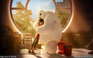 Big Hero 6 18 BestMovieWalls by BestMovieWalls