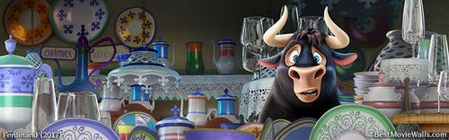 Ferdinand BestMovieWalls dual03 by BestMovieWalls