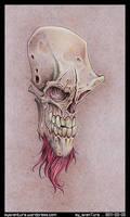 Bonehead 0003 by Dillerkind