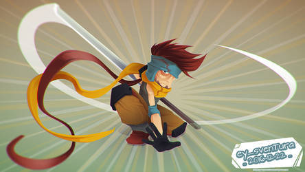 Ninja! by Dillerkind
