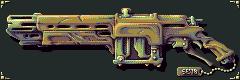 Gun 007 by Dillerkind
