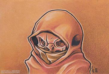 Bonehead 0022 by Dillerkind
