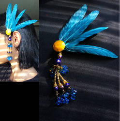 Vex'ahilia's Hairpiece by TMLiza