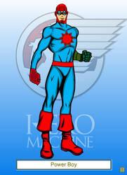 Powerboy Original by Skaramine