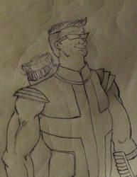 Hawkeye 0024 by Skaramine