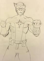 Lumion sketch by Skaramine