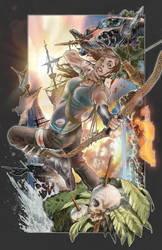Tomb Raider Reborn Contest Entry #1 by kashdv8