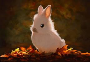 Little Autumn by LeeshaHannigan