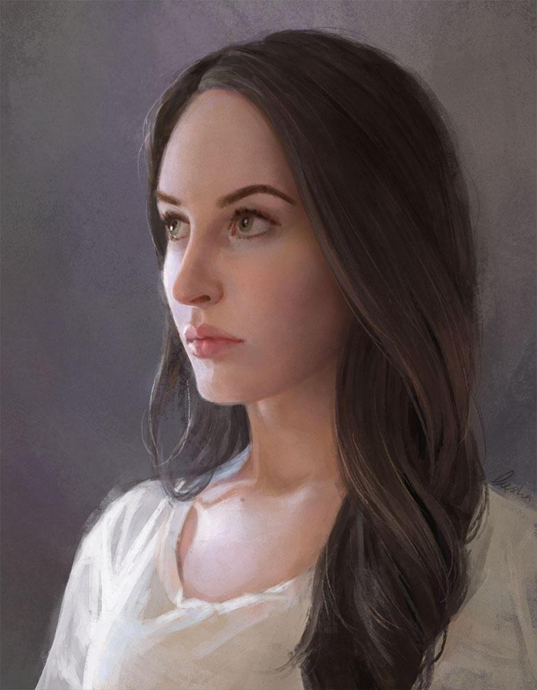 Self Portrait 2016 by LeeshaHannigan
