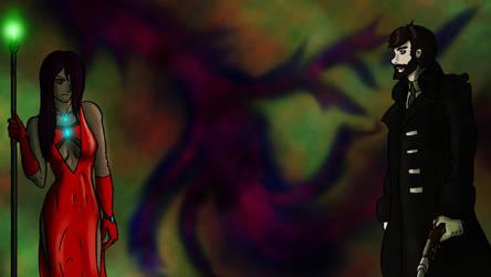Casket nebula by Rastrelly