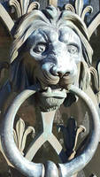 Lion at the Gate by GUDRUN355