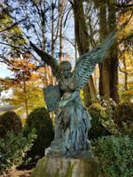 Autumn Angel by GUDRUN355