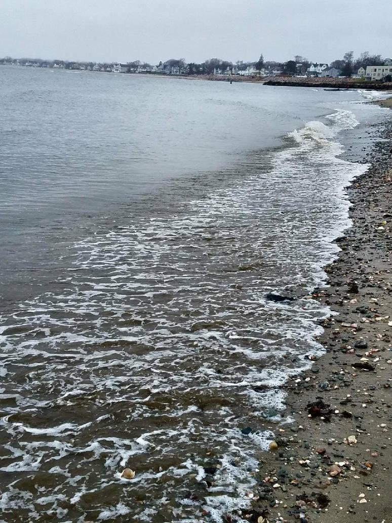 Gulf Beach by GUDRUN355