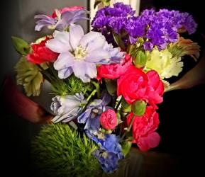 Flowers by GUDRUN355