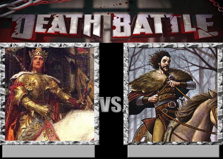 list the major battles in beowulf
