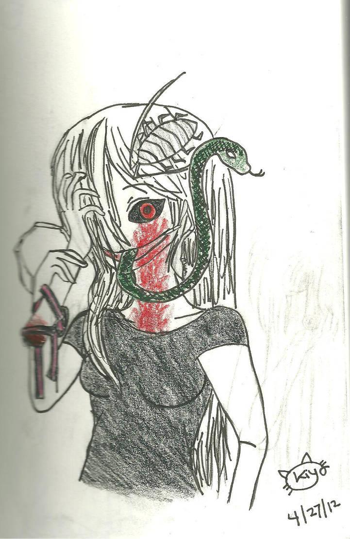 madness by KiyaSparleVampire