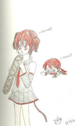 teto and tedd by KiyaSparleVampire