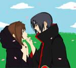 Yumi Dream and Itcahi's Return by KiyaSparleVampire