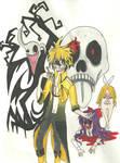 The Servant of Evil Revenge by KiyaSparleVampire