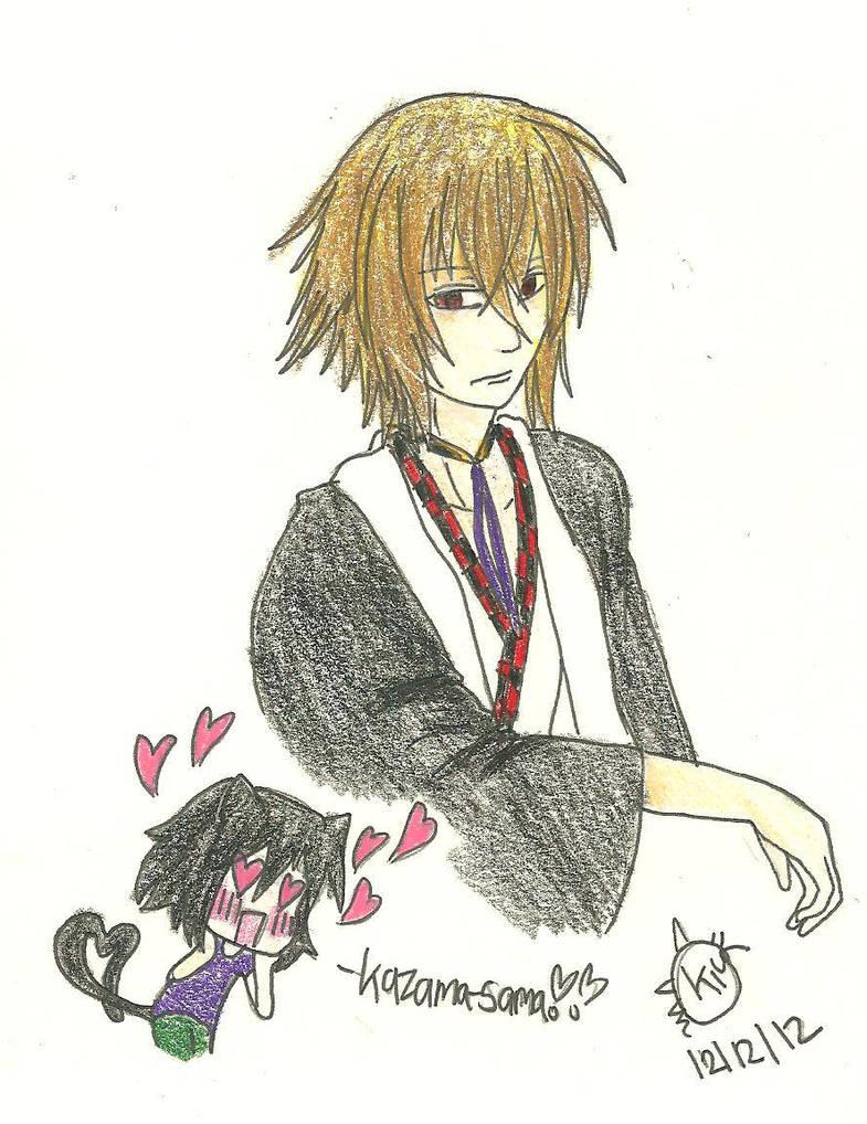 Kazama-sama!! by KiyaSparleVampire