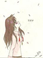 Ichigo~ by KiyaSparleVampire