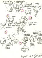 Hagane Len and Me Comic by KiyaSparleVampire