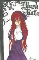 Roise Black Butler OC by KiyaSparleVampire