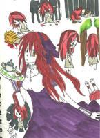 Roise's Story by KiyaSparleVampire
