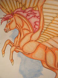 trade: phoenix by runninghorsespirit