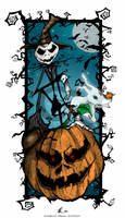 THE PUMPKIN KING by angelgaby