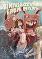 Bikinieaters from Mars by Krakenkatz