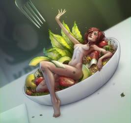 Veggie by Krakenkatz