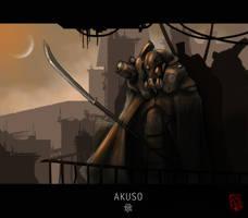 Guard by Krakenkatz