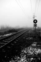 Railway. by Glitterkanna
