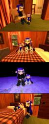Reborn Darkness (pls kill me) by mango3st