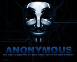 Anonymous Second Wallpaper by amiLOnZ