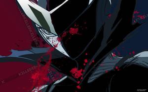 Casshern x Janis - Bloodshed by neobanzia