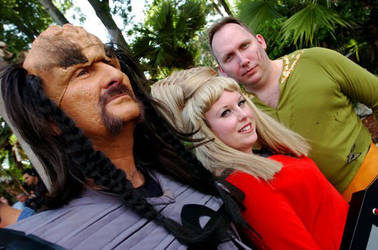 Star Trekkin' by CreedsGalBirdy