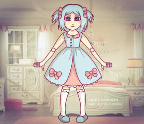 Lottie the doll by LalaEX