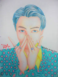 Namjoon IDOL~ by Neko-Army343