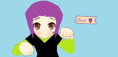 Bonnie -chan by sayukaharuno